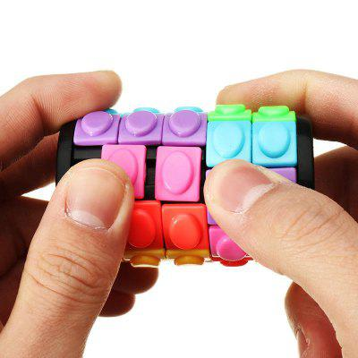Dekompressions-Fingerspitze fünfter Ordnung Magic Cube Children Puzzle Toy