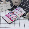 Two Unicorns Laser Colorful Phone Case for iPod Touch5 / Touch6 - MULTI