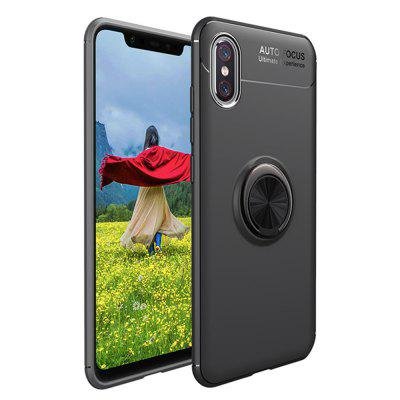 Ring Holder Shockproof TPU Phone Case for Xiaomi Mi 8 Pro