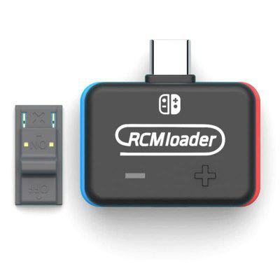Bluetooth Transmitter RCM Loader ONE Injector for Switch