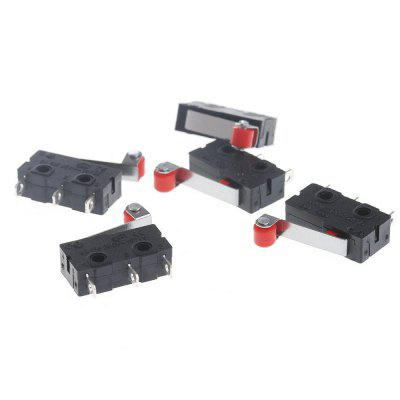 Kw11-n Micro Lever ARM Roller Closed Limit Switch 10pcs