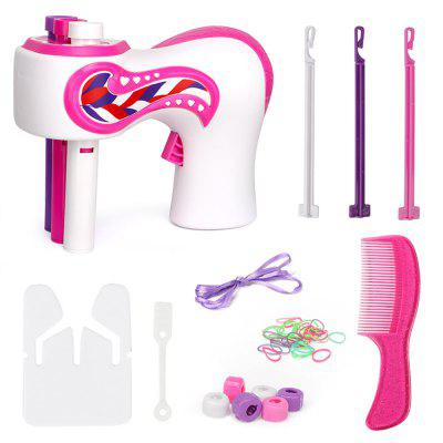 Electric Children Diy Hair Braid Kit Toy