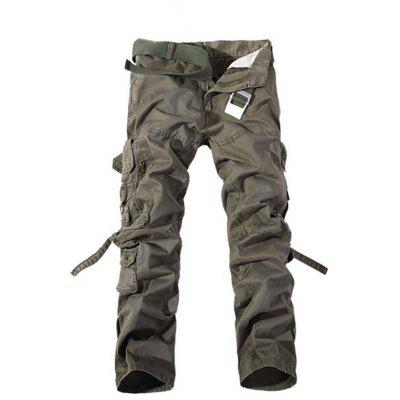 Autumn Straight Leg Outdoor Casual Men Pants