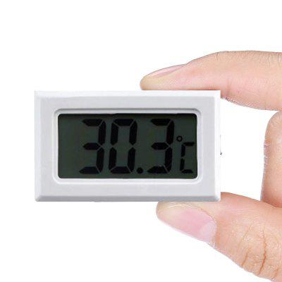 Minismile Portable LCD Digital Thermometer Temperature Measuring Gauge
