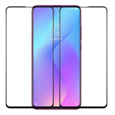 Mrnorthjoe Full Screen Coverage Film in vetro temperato per Xiaomi Mi 9T - 2PCS