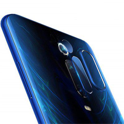 Camera Lens Protector Ring and Tempered Glass Film for Xiaomi Mi 9T / 9T Pro
