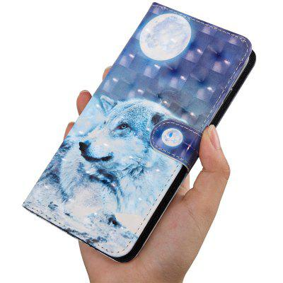 Luxury Stand Wallet Leather Flip Phone Case for Samsung Galaxy A80 / A90