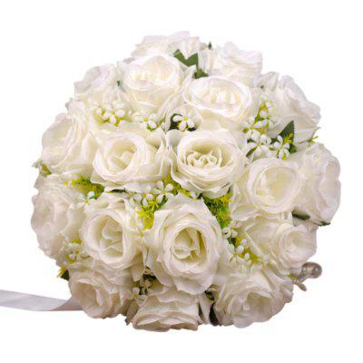 FEIS Fashion Delicate Rose Hand Tied Bouquet
