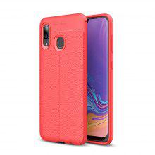 Gearbest price history to Ultrathin  Business TPU Leather  Soft Phone Case for Samsung Galaxy A40