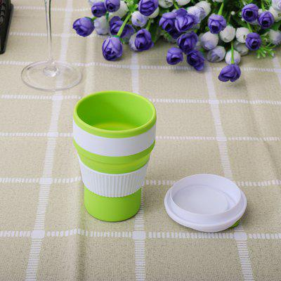 Silicone Telescopic Folding Cup Outdoor Portable Water Cup