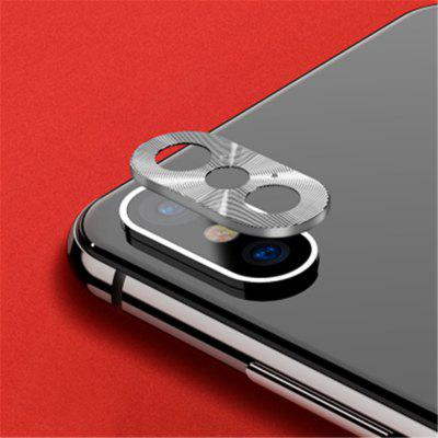 Camera Lens Protective Ring for iPhone X