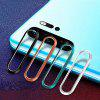 Camera Lens Protector Ring and Tempered Glass Film for Huawei P30 Pro - BLACK