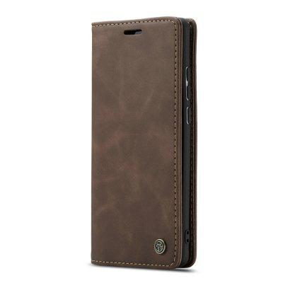 CaseMe Flip Wallet Phone Case Ultra-thin Cover with Stand for Huawei P20 Lite