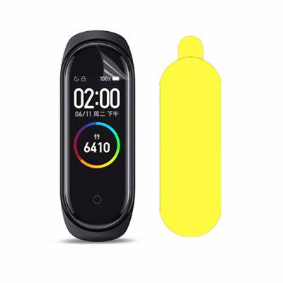 TPU Full Cover Soft Membrane Screen Protector for Xiaomi Mi Band 4