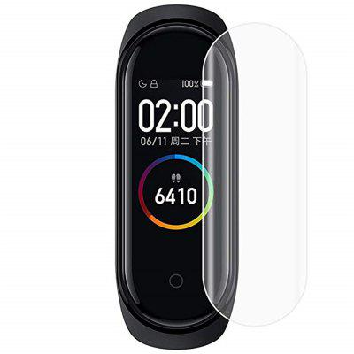 HD Protective Film for Xiaomi Mi Band 4 Smart Watch Screen Protector 2Pcs