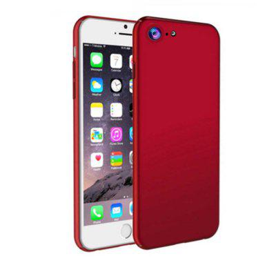 Hard Plastic Full Protective Anti-Scratch Resistant Cover Case for Iphone 6/6S Plus