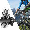 Motorcycle Bicycle Shockproof Phone Holder - BLACK