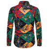 Uomo Estate Casual Sottile Fashion Camicia - MULTI COLORI-P