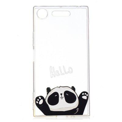 TPU High Transparent Painted Protective Phone Case for Xiaomi Redmi 6 / 6A