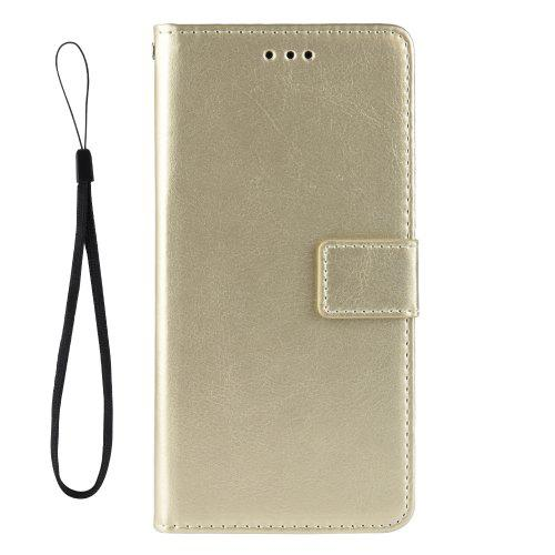 Crazy Horse PU Leather Phone Case For Lenovo Z6 Lite (Z6 Youth)