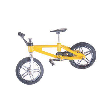 Kreatywna zabawka Mini Alloy Bike Finger Tip