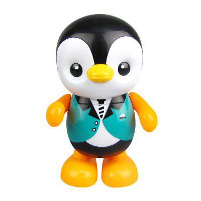 Dancing Singing Glow Penguin Toy