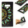 TPU High Transparent Painted Protective Phone Case for Samsung Note 9 - MULTI-I