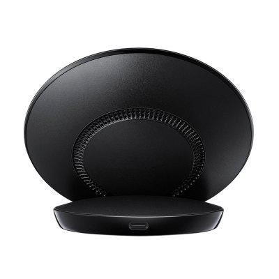 Portable Wireless Charger Qi with Fan Charging Seat for Samsung S9