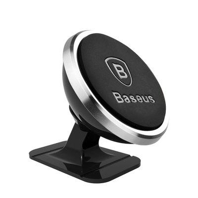 Baseus 360-DEGREE Stick-On supporto per auto magnetico per telefono cellulare