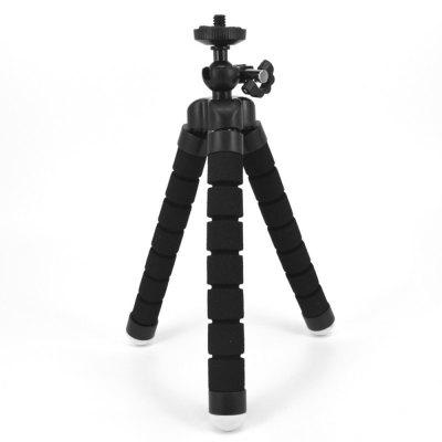 SZKINSTON Universal Portable Tripod Cell Phone Adjustable Stand Desktop Holder