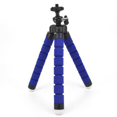 SZKINSTON Universal Desktop Portable Tripod Cell Phone Adjustable Stand Holder