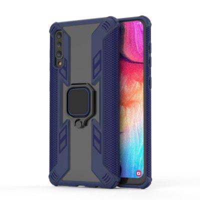 Mrnorthjoe Ring Buckle Protective Case Cover for Samsung Galaxy A50