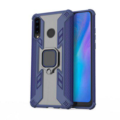 Mrnorthjoe Ring Buckle Protective Phone Case Cover for Huawei P30 Lite