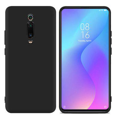 Mrnorthjoe TPU Cover Matte Back Case for Xiaomi Mi 9T