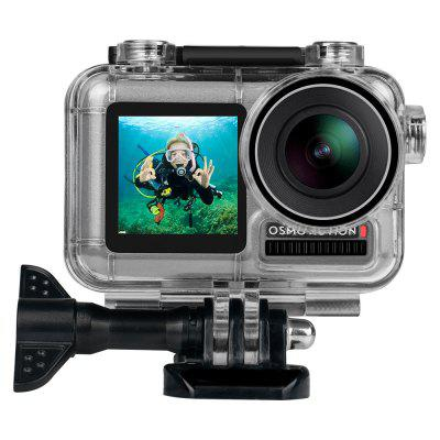 Sports Camera Waterproof Housing Case Shell Diving For DJI Osmo Action