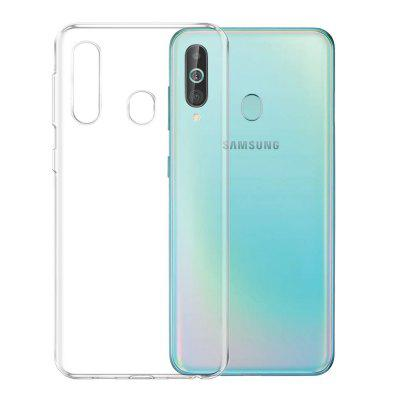 Mrnorthjoe Ultra-Thin TPU Back Phone Cover Case voor Samsung Galaxy A60