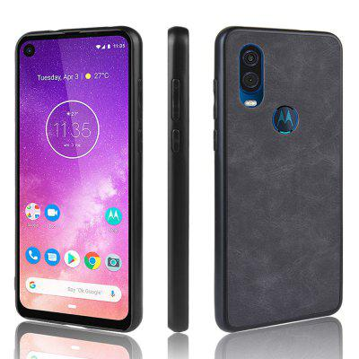 TPU and PC Ultra Thin Shockproof Phone Case for Moto One Vision