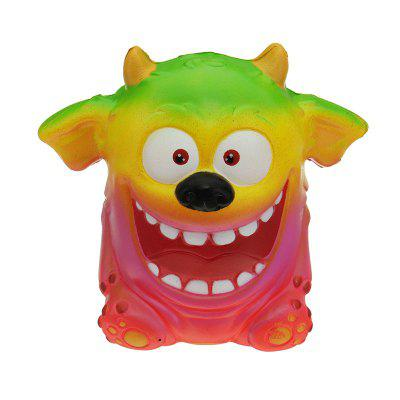 Jumbo Squishy Bigmouth Monster Slow Rising Toy