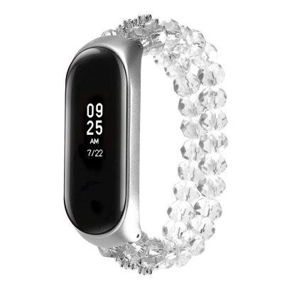 Crystal Bracelet Watch Band Replacement Strap for Xiaomi Mi Band 4