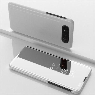 Flip with Stand Mirror Full Body Phone Case for Samsung Galaxy A80 / A90