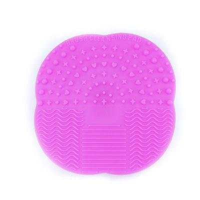 Mat Brush Cleaner Pad Maquillaje Brush Cleaning Pad