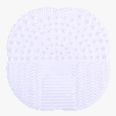 Mat Brush Cleaner Pad Makeup Brush Cleaning Pad