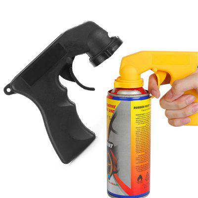 Spray Adaptor Paint Care Aerosol Spray Gun Handle with Full Grip