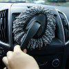Auto Car Truck Cleaning Wash Brush Dusting Tool - BLACK