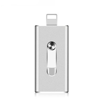IOS / Android / PC için 1 Metal U Disk USB 3