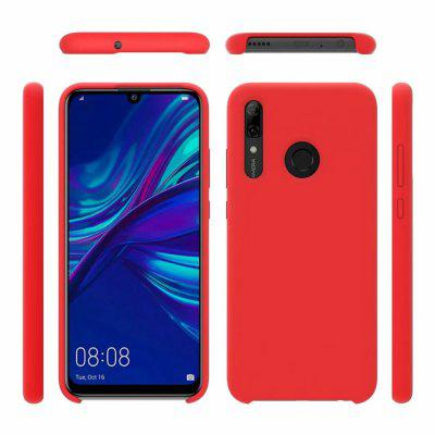 Liquid Silicone Soft Silica Gel Rubber Phone Case for Huawei P Smart Plus 2019