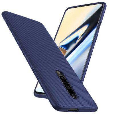 Soft Rubber Antislip-hoes voor OnePlus 7 Pro