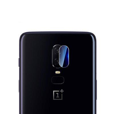 Mrnorthjoe Back Camera Lensbeschermer Glass Film voor OnePlus 6