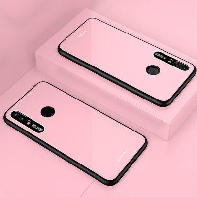 TPU Edge and Acrylic Phone Case for Xiaomi Redmi Note 7 / Note 7 Pro / Note 7S