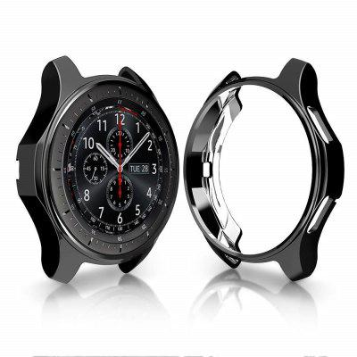 Plated All-Around TPU Watch Protective Case 46MM 42MM For Samsung S3 Watch